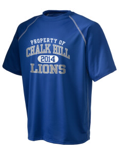 Chalk Hill Middle School Lions Holloway Men's Vapor Performance T-Shirt