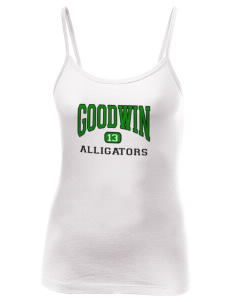 Goodwin Elementary School Alligators Women's Louise Longer Length Tank