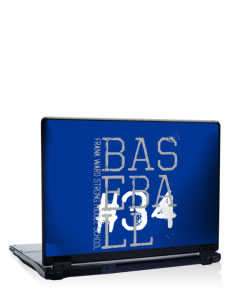 "Frank Ward Strong Middle School Spartans 17"" Laptop Skin"