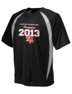 William Seely Elementary School Dragons Champion Men's Double Dry Elevation T-Shirt