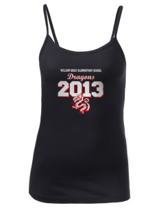 William Seely Elementary School Dragons Women's Louise Longer Length Tank