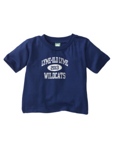 Lyme-Old Lyme Middle School Wildcats Toddler T-Shirt