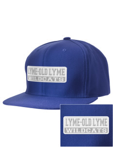 Lyme-Old Lyme Middle School Wildcats Embroidered D-Series Cap