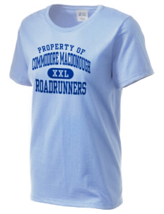 Commodore MacDonough Elementary School Roadrunners Women's Essential T-Shirt