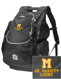 McCullough Elementary School Lions  Embroidered OGIO Bounty Hunter Backpack