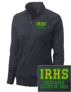 Indian River High School Indians Women's NRG Fitness Jacket