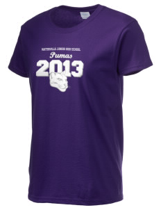 Waterville Junior High School Pumas Women's 6.1 oz Ultra Cotton T-Shirt