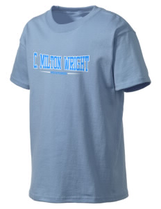 C Milton Wright High School Mustangs Kid's Essential T-Shirt
