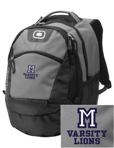 Magnolia Elementary School Lions Embroidered OGIO Rogue Backpack