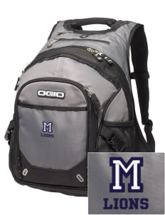 Magnolia Elementary School Lions Embroidered OGIO Fugitive Backpack