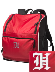 North Hagerstown High School Hubs Embroidered Holloway Backpack