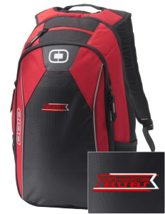 North Hagerstown High School Hubs Embroidered OGIO Marshall Backpack