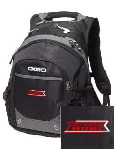 North Hagerstown High School Hubs Embroidered OGIO Fugitive Backpack