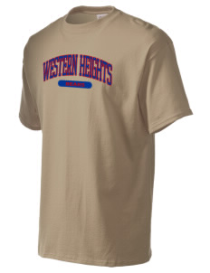 Western Heights Middle School Bears Men's Essential T-Shirt