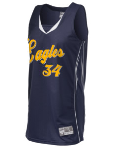 Mount Everett Regional High School Eagles Holloway Women's Piketon Jersey