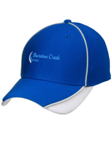 Thornton Creek None Embroidered New Era Contrast Piped Performance Cap