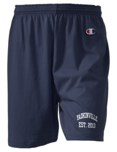 "Yadkinville Elementary School Hornets  Champion Women's Gym Shorts, 6"" Inseam"