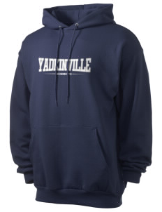 Yadkinville Elementary School Hornets Men's 7.8 oz Lightweight Hooded Sweatshirt