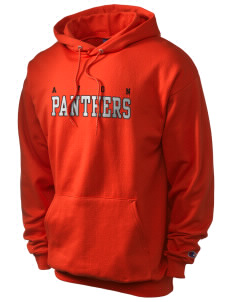 Avon Middle High School Panthers Champion Men's Hooded Sweatshirt