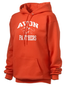 Avon Middle High School Panthers Unisex Hooded Sweatshirt