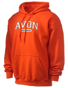 Avon Middle High School Panthers Ultra Blend 50/50 Hooded Sweatshirt