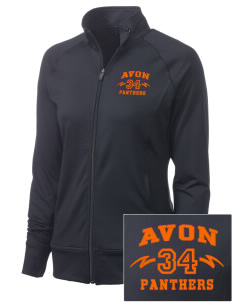 Avon Middle High School Panthers Women's NRG Fitness Jacket