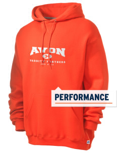 Avon Middle High School Panthers Russell Men's Dri-Power Hooded Sweatshirt