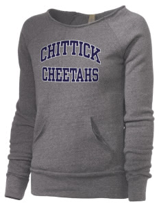 Chittick Elementary School Cheetahs Alternative Women's Maniac Sweatshirt