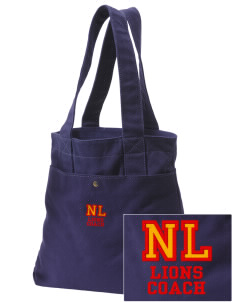 New Ludlow Elementary School Lions Embroidered Alternative The Berkeley Tote