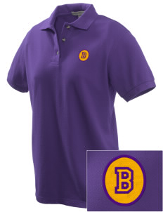 Southwest Community Campus Bulldogs Embroidered Women's Pique Polo