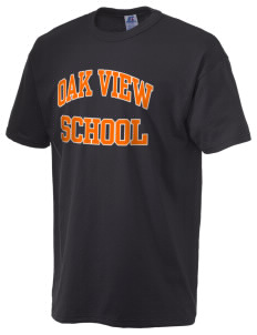 Oak View School  Russell Men's NuBlend T-Shirt
