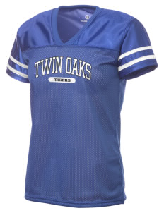 Twin Oaks High School Tiger Holloway Women's Fame Replica Jersey