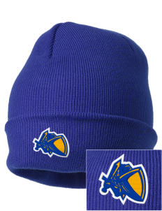 Harvest Christian Academy Knights Embroidered Knit Cap