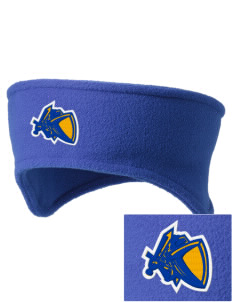 Harvest Christian Academy Knights Embroidered Fleece Headband