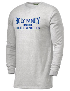 Holy Family Catholic School Blue Angels Alternative Men's 4.4 oz. Long-Sleeve T-Shirt
