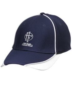 Holy Family Catholic School Blue Angels Embroidered New Era Contrast Piped Performance Cap
