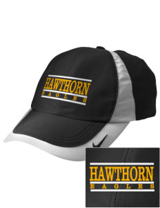 Hawthorn Eagles Embroidered Nike Golf Colorblock Cap