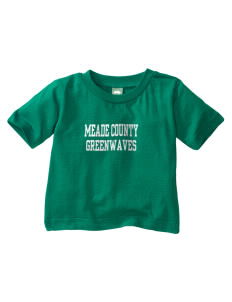 Meade County High School Greenwaves Toddler T-Shirt
