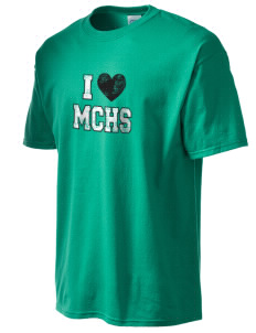 Meade County High School Greenwaves Men's Essential T-Shirt