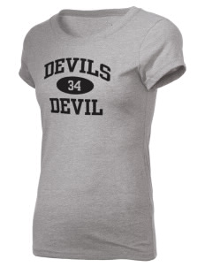 Devils Devil Holloway Women's Groove T-Shirt