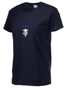 Martha Vinyard Elementary School Vikings Women's 6.1 oz Ultra Cotton T-Shirt