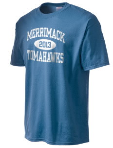 Merrimack High School Tomahawks Men's Essential T-Shirt
