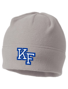 Knight Fundamental Academy Knight Hawks Embroidered Fleece Beanie