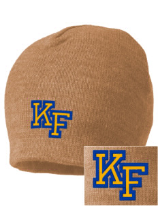 Knight Fundamental Academy Knight Hawks Embroidered Beanie