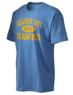 William R. Satz School Hawks Men's Essential T-Shirt