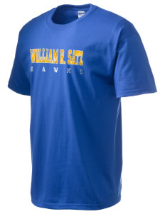 William R. Satz School Hawks Ultra Cotton T-Shirt