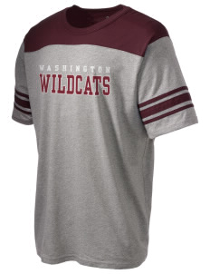 Washington Elementary School Wildcats Holloway Men's Champ T-Shirt