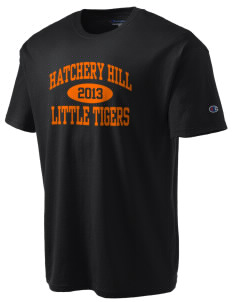 Hatchery Hill Elementary School Little Tigers Champion Men's Tagless T-Shirt