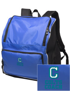 Conlee Elementary School Colts Embroidered Holloway Backpack