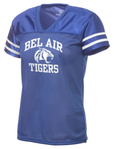 Bel Air Elementary School Tigers Holloway Women's Fame Replica Jersey